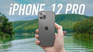 Đánh giá iPhone 12 Pro: sau 15 ngày sử dụng