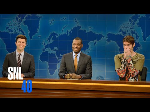 Download Weekend Update: Stefon Returns - SNL HD Mp4 3GP Video and MP3