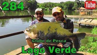 Programa Fishingtur na TV 284 - Clube de Pesca Lago Verde