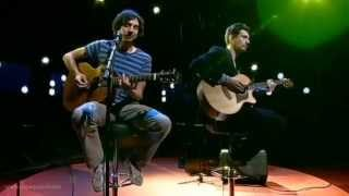 Snow Patrol   Chasing Cars Acoustic  Live