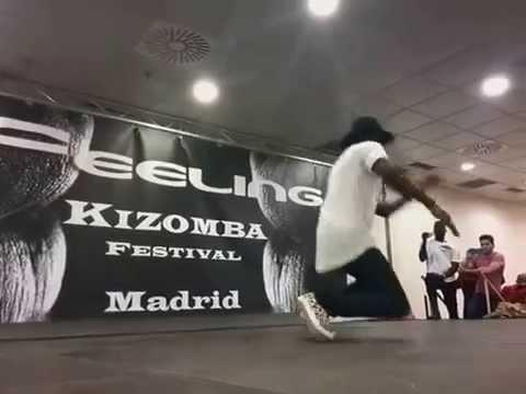 Enah Lebon Feeling Kizomba Festival 2015