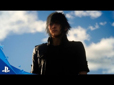 Final Fantasy XV #Deluxe Edition