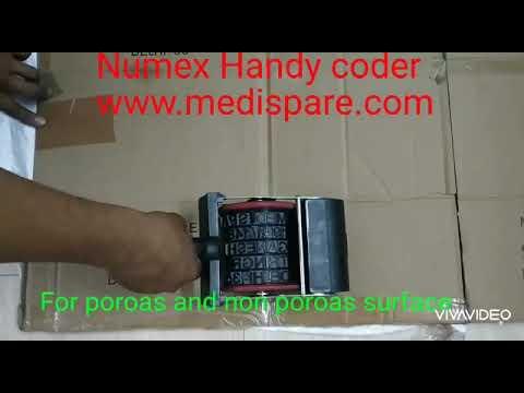 Numex Handy Coder