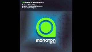 MNTN031 - Chris Koegler - Karma (Original Mix)