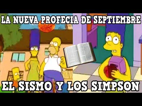 Los simpson predijeron el sismo profecias mayas for Cuarto de xime ponch