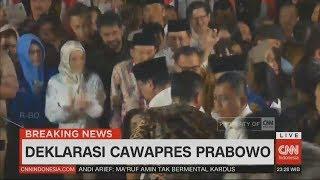 Deklarasi Jokowi-Ma'ruf Amin, Prabowo-Sandiaga Uno; Spesial Pilpres 2019