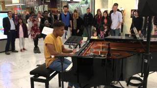 RARE Footage   Tokio Myers Before Britain's Got Talent