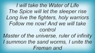 Domine - True Leader Of Men Lyrics