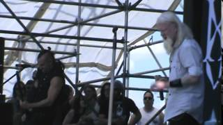 "Gemini Syndrome ""Stardust"" @ ""Rock On The Range 2014"" Columbus, OH."
