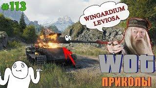 World of Tanks Приколы # 113 (Летающая Башня)