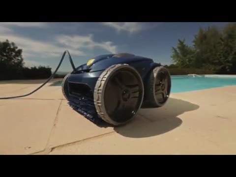 Robot Limpiafondos automático Zodiac RV 5500 Vortex 4 4WD para piscinas