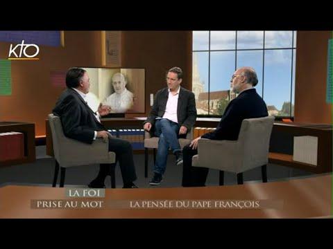 La pensée du pape François