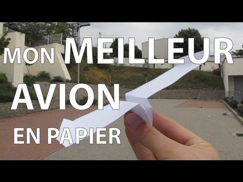 Comment Construire Un Avion En Papier La Réponse Est Sur