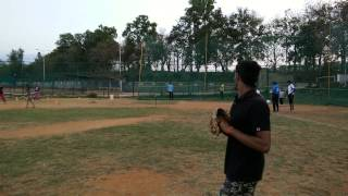 Baseball bullseye