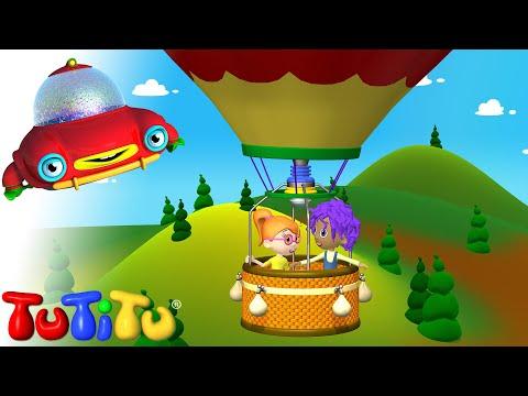 TuTiTu Spielzeug | Heißluftballon