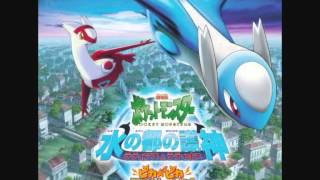 Pokémon Movie05 BGM - Mystery Girl, Again (Labyrinth)