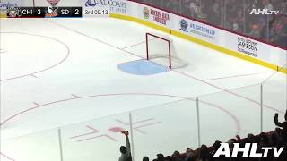 [CHI] Max Lagace credited with a goal