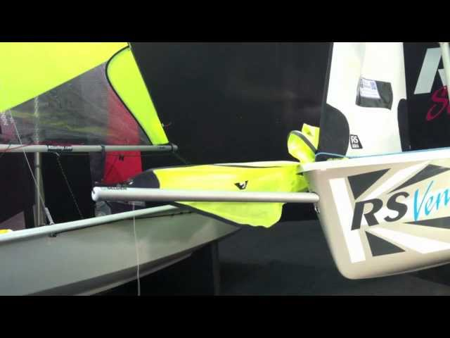 RS Venture Overview - RS Sailing's large cruising dinghy