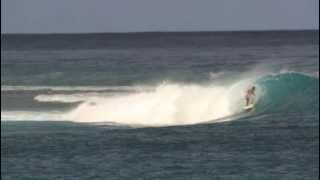 preview picture of video 'EPIC DAY SWELL DE PENTECOTE ST LEU 2013'