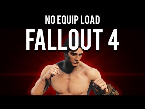 How to Beat Fallout 4 with 0 Equip Load