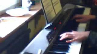Hu Ge 胡歌 - Wang Ji Shi Jian 忘记时间 on Piano (Chinese Paladin 3 Ending Song)
