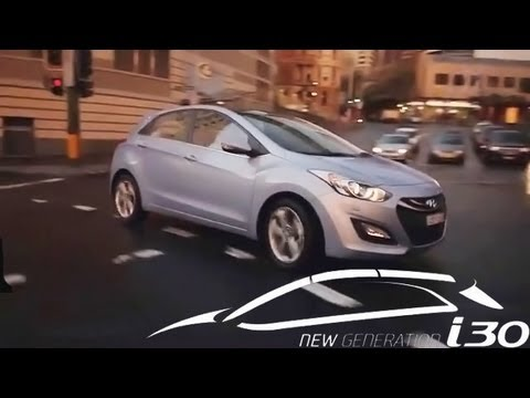 Hyundai i30 exteriors,interiors and specs