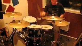 Chevy Thunder - Spector - Drum Cover