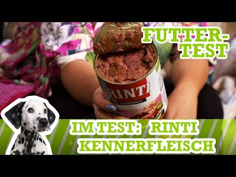 Hundefutter Test: Rinti Kennerfleisch Kalb (Nassfutter)
