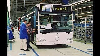 This is How Mercedes Benz Buses Are Made - Inside Setra and Mercedes Benz Buses Production Line