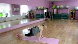 Супер Тренинг на похудение с использованием плиометрических упражнений!!