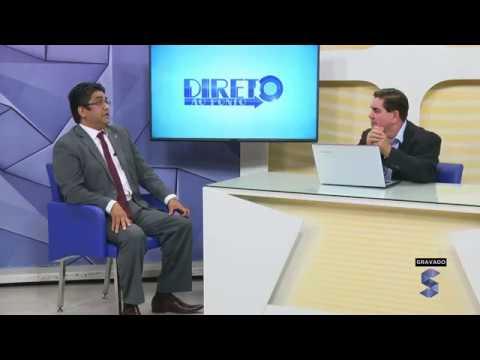 Juacy Loura Júnior no Direto ao Ponto, com Sérgio Pires - Gente de Opinião