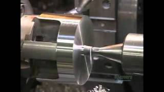 How It's Made, Engine Pistons.