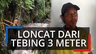 Pemancing Rela Loncat Tebing 3 Meter saat Dengar Teriakan, Selamatkan Korban Susur Sungai di Sleman
