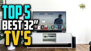 Best 32 Inch TV's in 2021 - Best Budget Smart TVs 32 Inch