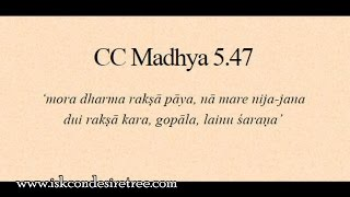 CC daily 63 - M 5.47-50 - Don't backbite or bury resentment - seek clarification