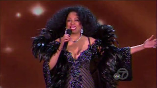 Diana Ross Ain't No Mountain High Enough At The Oprah Winfrey Show 2012