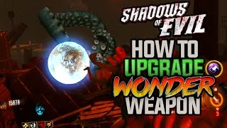 BLACK OPS 3 ZOMBIES: UPGRADE WONDER WEAPON EASTER EGG! (MAR ASATAGUA UPGRADE SHADOWS OF EVIL)