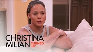 Christina Milian Turned Up   Is Lizzy Milian Pregnant With Dom's Baby?   E!