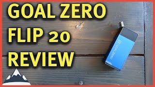 Goal Zero Flip 20 and Light A Life Mini Quad Review