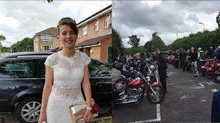 Bullied Teen Doesn't Dare Go To School Prom – Then 120 Bikers Knock On Her Door