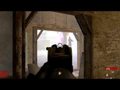 GUN GAME IN ZOMBIES! - Custom Zombies \