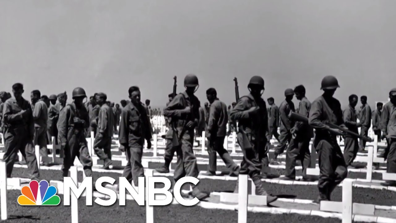 Veteran-Turned-Senator Reminds Us What Memorial Day Is All About | The 11th Hour | MSNBC thumbnail