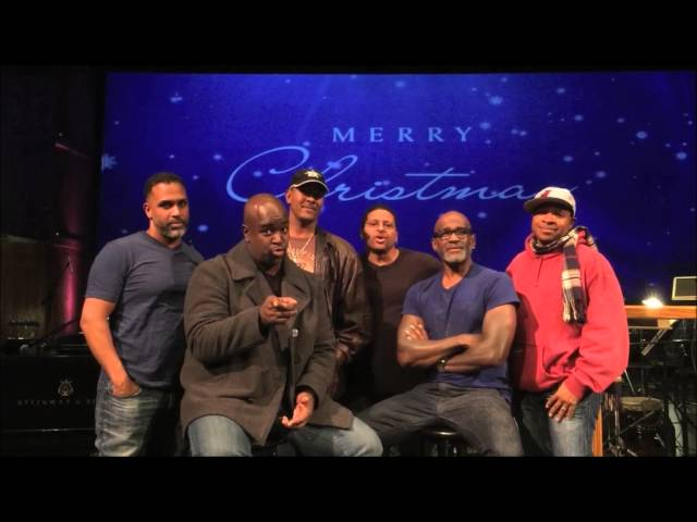 Merry Christmas from Take 6