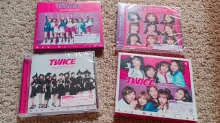 """TWICE """"One More Time"""" Album Unboxing X67"""