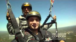 preview picture of video 'CÓRDOBA Parapente en La Cumbre - CUCHI CORRAL'