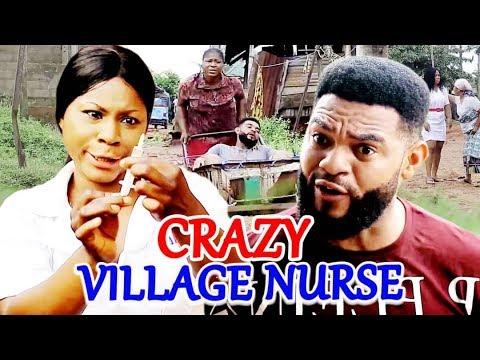 ''New Movie Hit''The Crazy Village Nurse Season 1&2 - 2019 Latest Nigerian Nollywood Movie Full HD