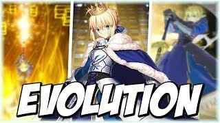 [Fateシリーズ]セイバー/アルトリアの宝具エクスカリバーまとめ[ゲーム]|Saber/ArtoriaNPCompilationExcalibur|FGO