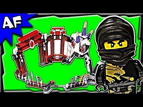 Vidéo LEGO Ninjago 2520 : L'arène de combat Ninjago