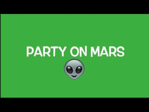 Party On Mars - Nick Bean - ItsNickBean