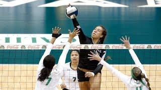 Rainbow Wahine Volleyball 2018 - Hawaii Vs #12 Oregon